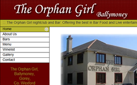 The Orphan Girl, Ballymoney