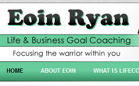 eoin ryan life coach, wexford, wicklow dublin