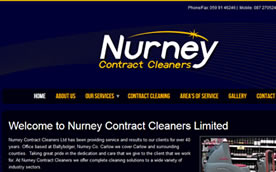 Contract Cleaners wexford ireland