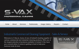 Commercial machinary cleaning sweepers wexford carlow